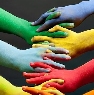 Join hand with 'life' to be great