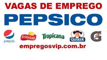 PepsiCo vagas de emprego, Trabalhe