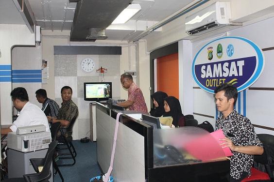 Layanan Samsat Outlet ITC Depok Makin Diminati