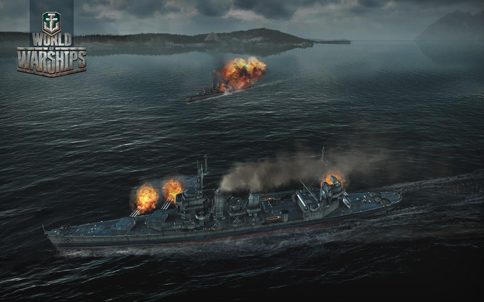 World of Warships (Video Game Review) - BioGamer Girl