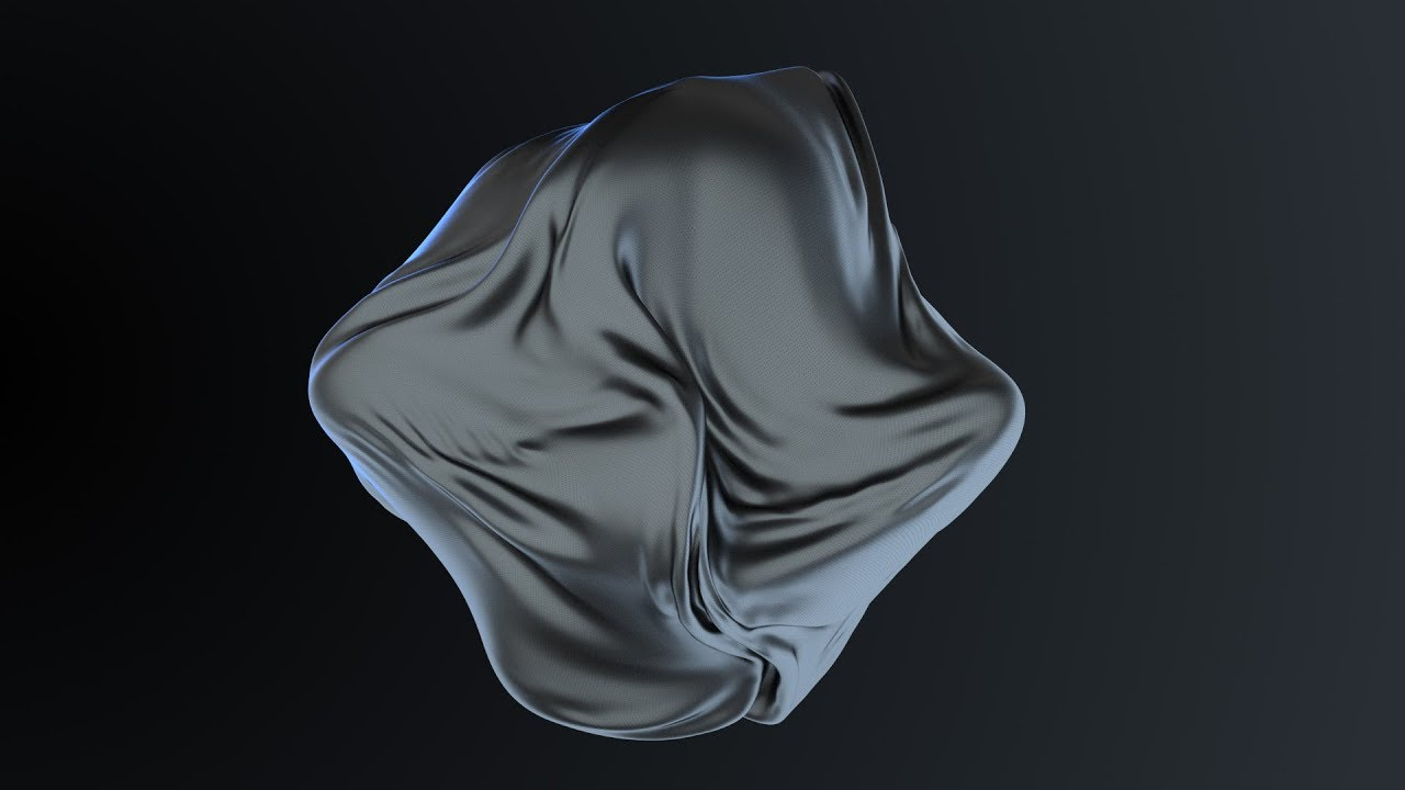 How To Create Animated Cloth In CINEMA 4D | CG TUTORIAL