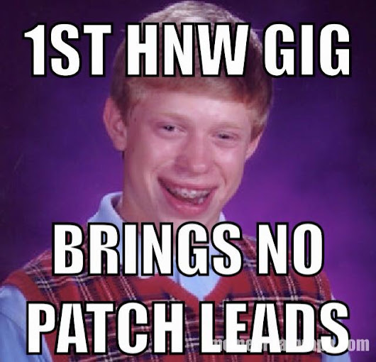 No Patch Leads