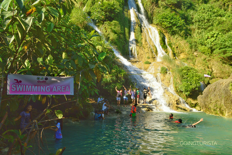 Guide to Busay Falls