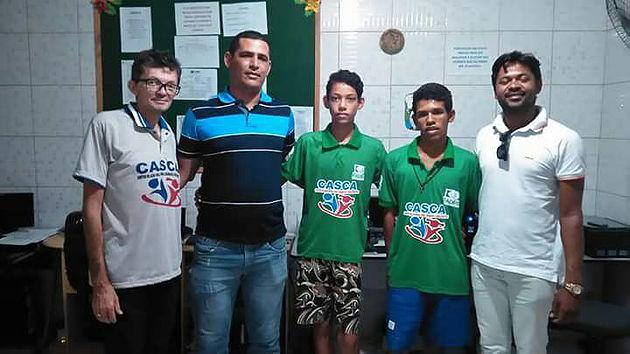 Departamento de Juventude firma parceira para ofertar cursos profissionalizantes aos alunos do Casca em Delmiro Gouveia