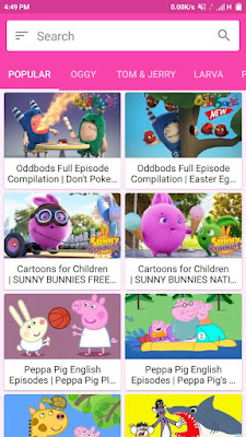 cartoon hd apk download 3.0.3