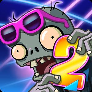 Plants vs. Zombies™ 2 - VER. 8.2.1 Unlimited (Coins - Gems) MOD APK
