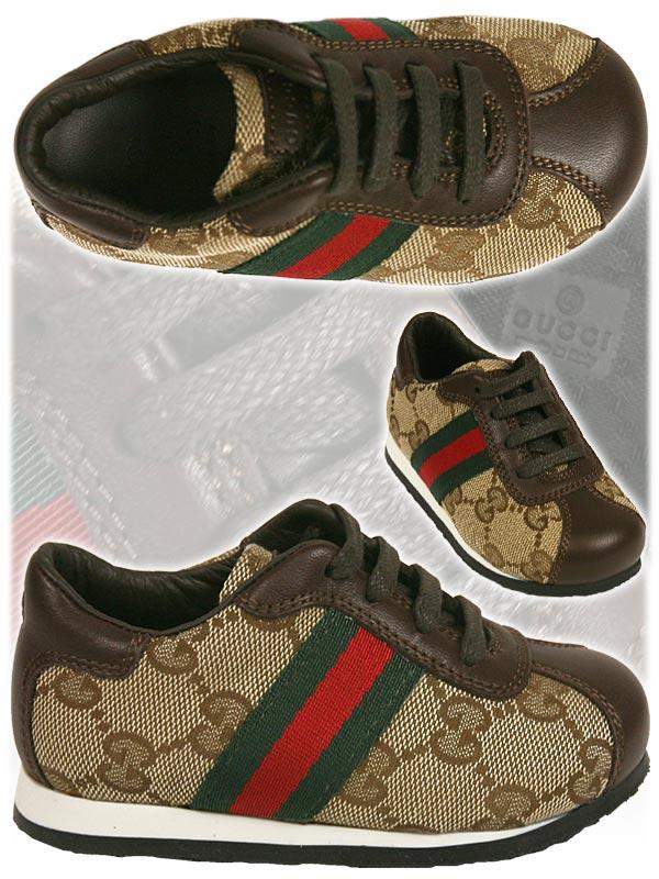 The Singapore Man Gucci Kids Shoes