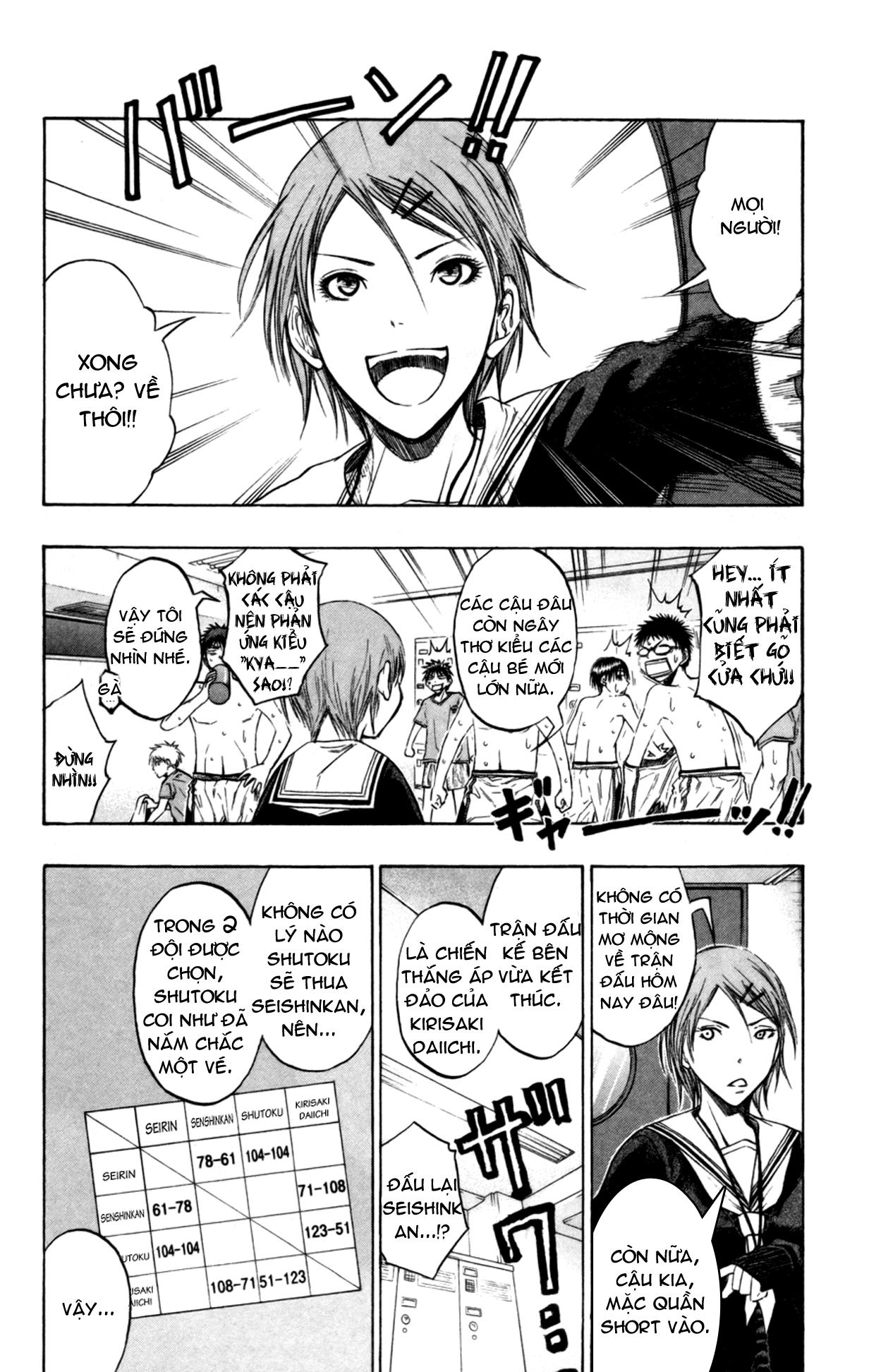 Kuroko No Basket chap 093 trang 10