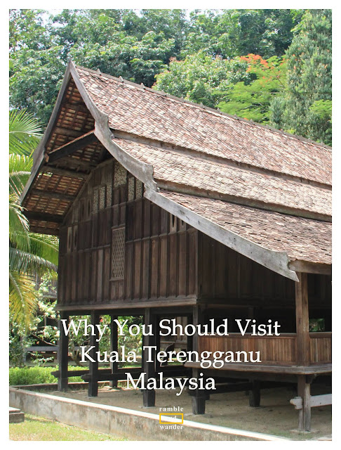 Terengganu Museum, Malaysia | www.rambleandwander.com