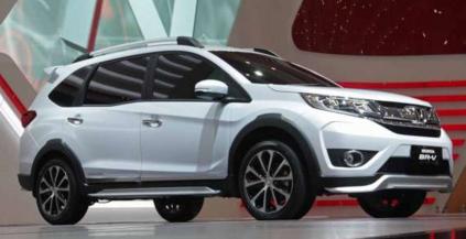 2017 Honda BRV Price