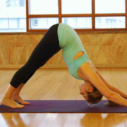 Top 5 Yoga Poses for Athletes