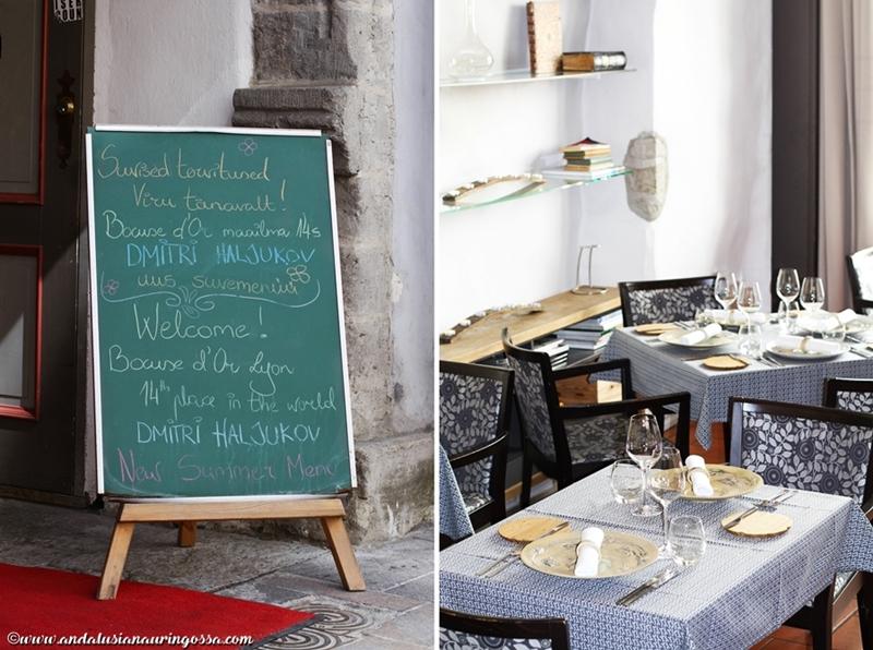 Ravintola Restoran Cru_Tallinna_Tallinnan parhaat ravintolat_White Guide_Andalusian auringossa_ruokablogi_matkablogi_2