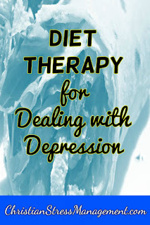 Diet Therapy for Dealing with Depression