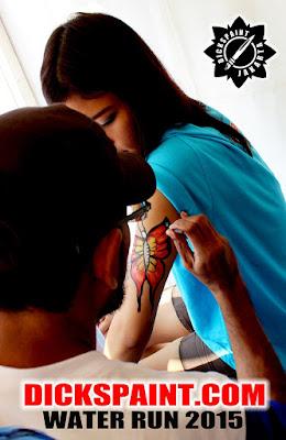 Hand Painting Jakarta