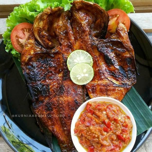 Resep Simple Dan Yummy Ikan Bakar Pedas Manis Resep