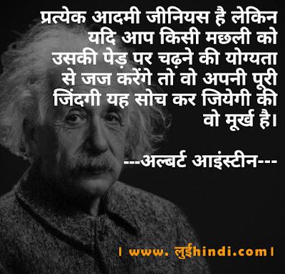 Albert Einstein- www.luiehindi.com