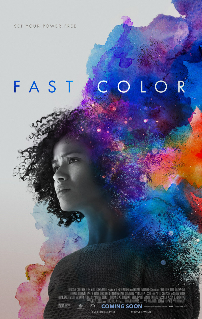 gugu mbatha-raw fast color poster