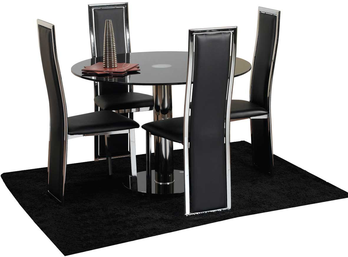 Four Chairs Furniture Computer Staples Modern Dining Table Designs Best Design Home