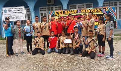 Korem 022/Pantai Timur Raih 15 Medali Kejuaraan Amura Open Championship Se-Sumatera