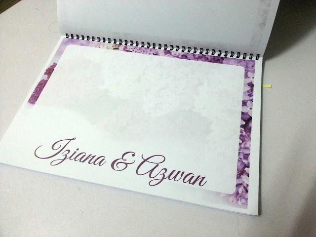 design guest book
