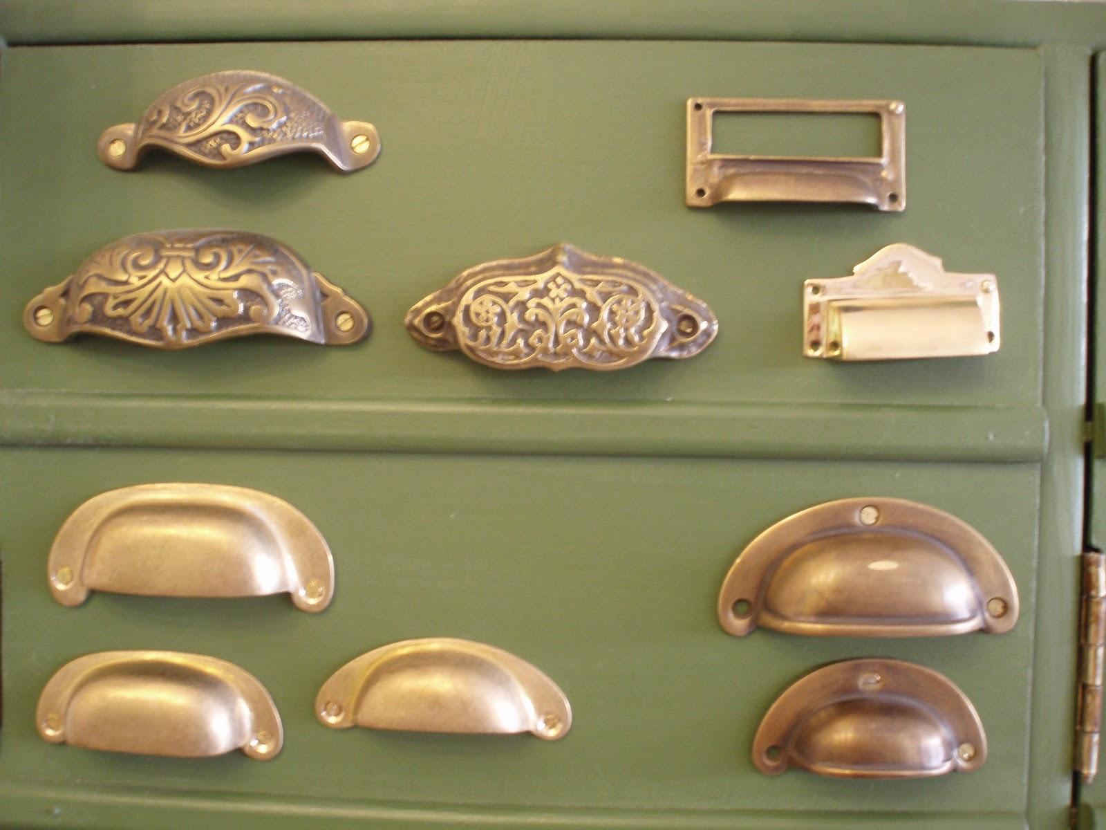Maravilloso De tiradores originales para muebles Simplifícalas aún más - Audrey de extrarradio: Algunos tiradores