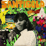 Santigold - I Don't Want: The Gold Fire Sessions Cover
