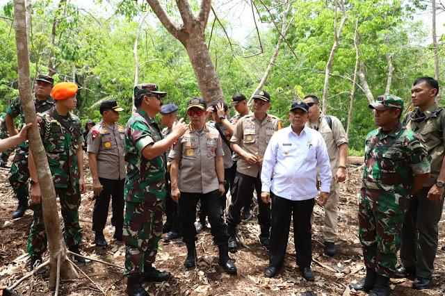 Panglima TNI: Terima Kasih Atas Dedikasi Prajurit Mengatasi Karhutla di Riau