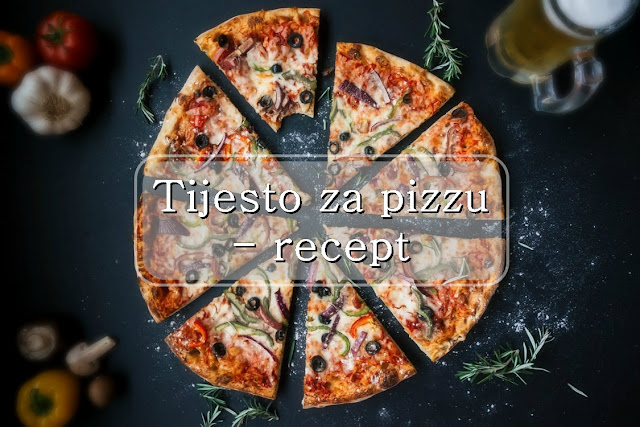 pizza, pica, receot, recipe, easy, quick,