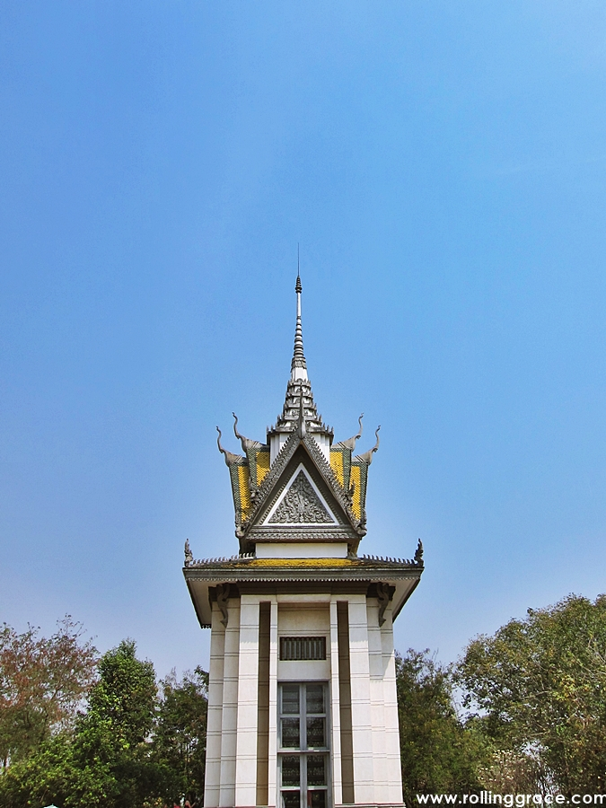 Attractions in Phnom Penh, Cambodia