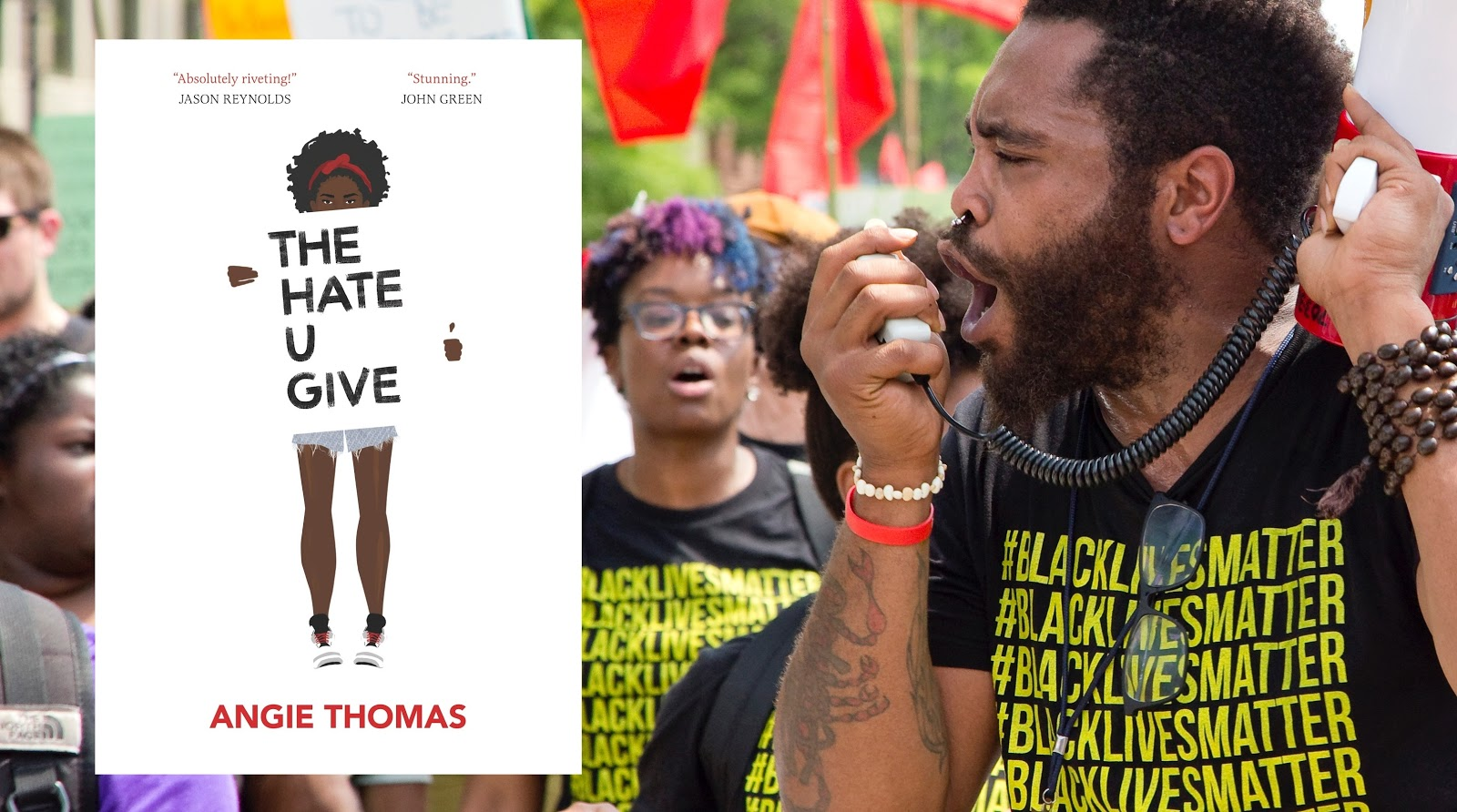 Review The Hate U Give By Angie Thomas A Sunny Spot