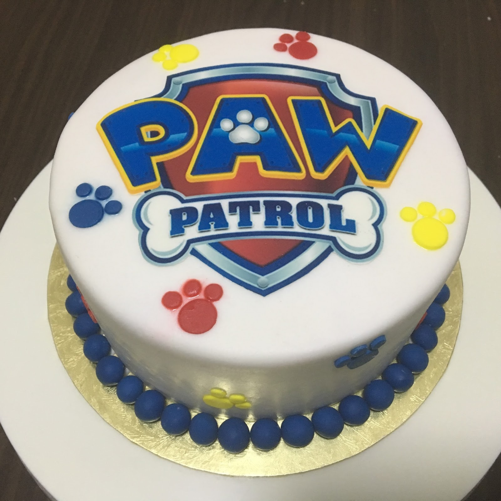 Pictures Of Paw Patrol Sheet Cakes Impremedia Net
