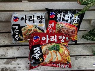 Tantangan Makan Arirang Hot-Hot, Mie Instant Korea Halal yang Super Duper Pedas