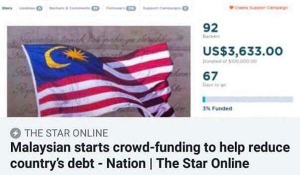 Kenyataan DS Najib bahawa kita akan bangsat jika UMNO kalah benar-benar berlaku