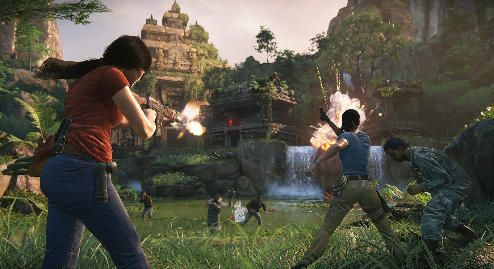 uncharted 1 free download for pc