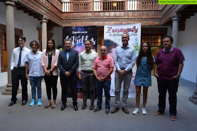 El torneo internacional de ajedrez de La Palma 'Jugando con las estrellas' se consolida como el más importante de Canarias