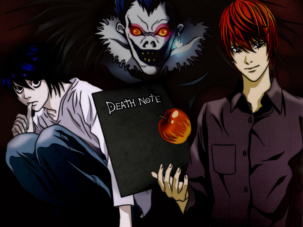 ani-mangas  death note
