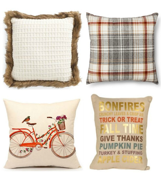 cheap fall pillows