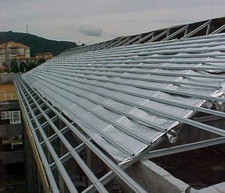 PasangInfo Mengenal Rangka Atap Baja Ringan
