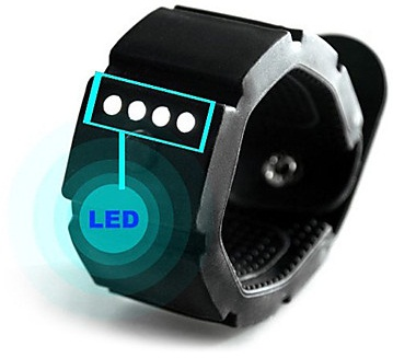 Wrist Watch Pattern Portable Battery
