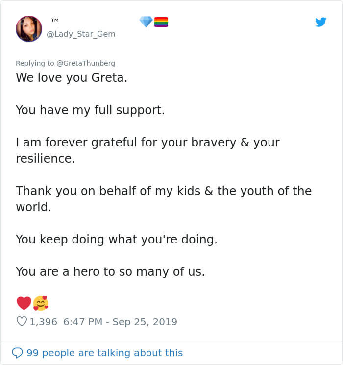 Teenager Activist Greta Thunberg Responds To Her Critics In A Thought-Provoking Twitter Thread