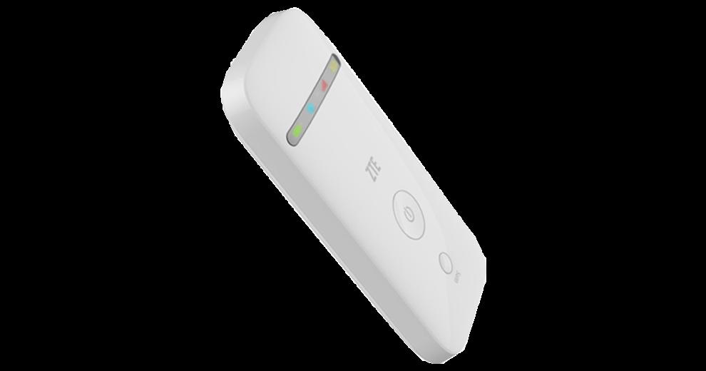 تعرف على مودم MobiConnect ZTE wifi 3G من موبيليس - شباب ويب