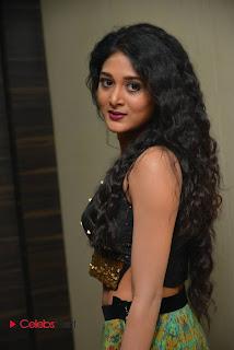 Actress Sushma Raj Stills in at Nayaki Audio Launch  0044.jpg
