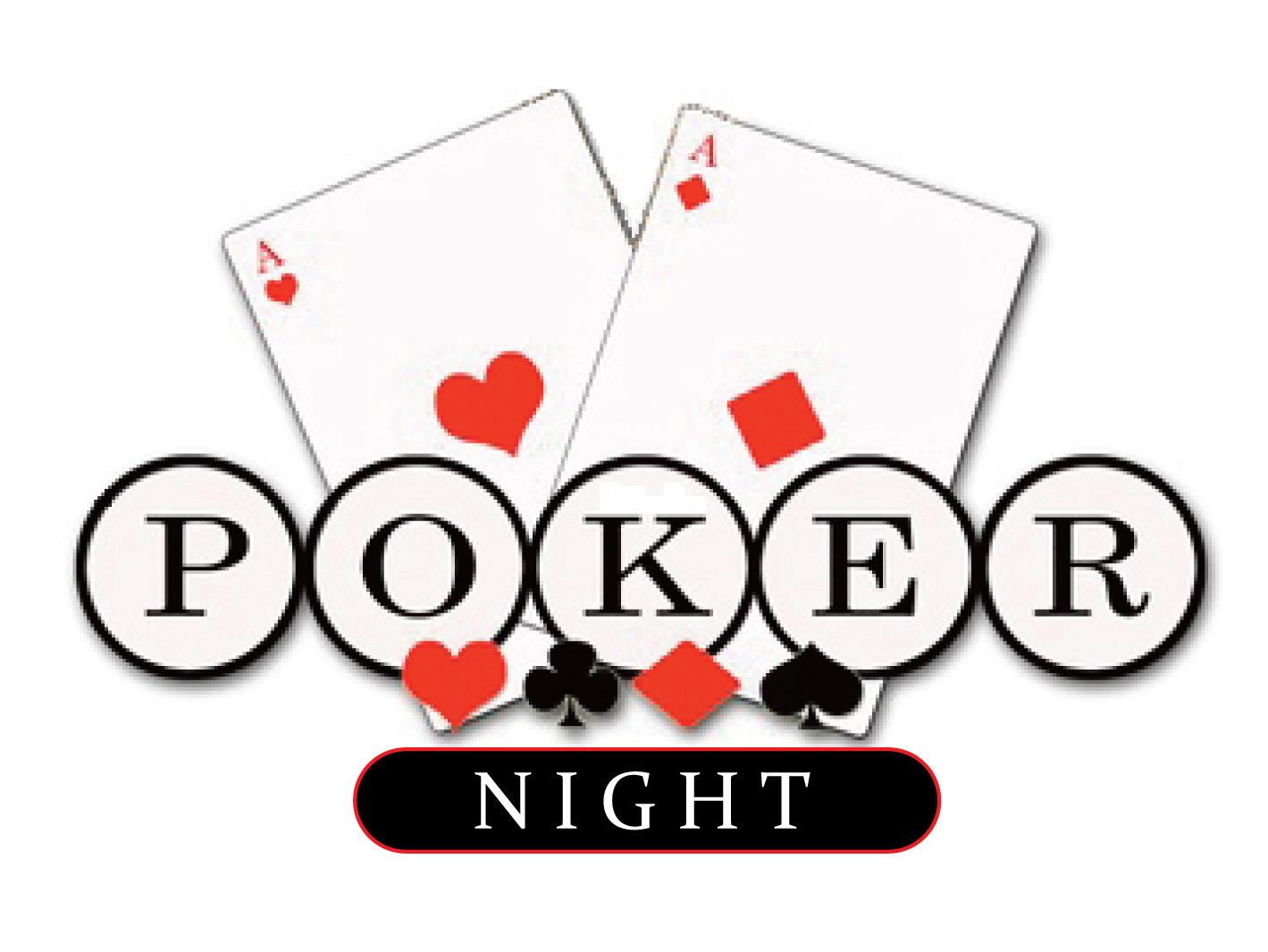 plural interior design: Poker Night!!