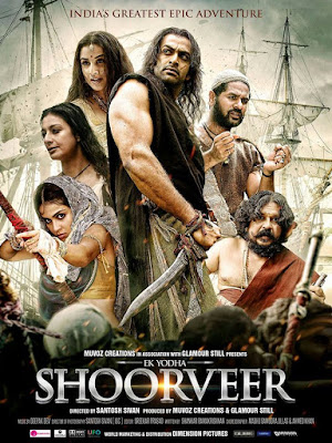 Ek Yodha Shoorveer (2016) Official Poster and Images