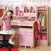 Mẹo hay trang trí phòng ngủ cho bé gái cực kỳ dễ thương, cuốn hút