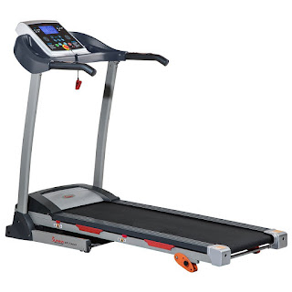 Sunny Health & Fitness SF-T4400 Motorised Treadmill, picture, image, review features & specifications