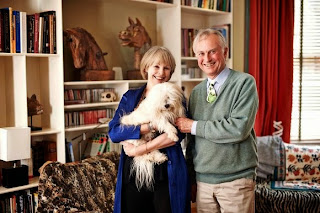 Dawkins and dog