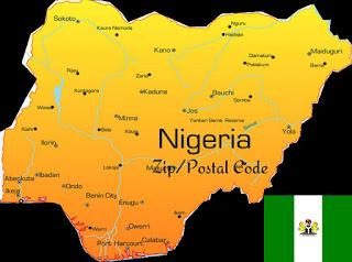 whats the zip code of nigeria