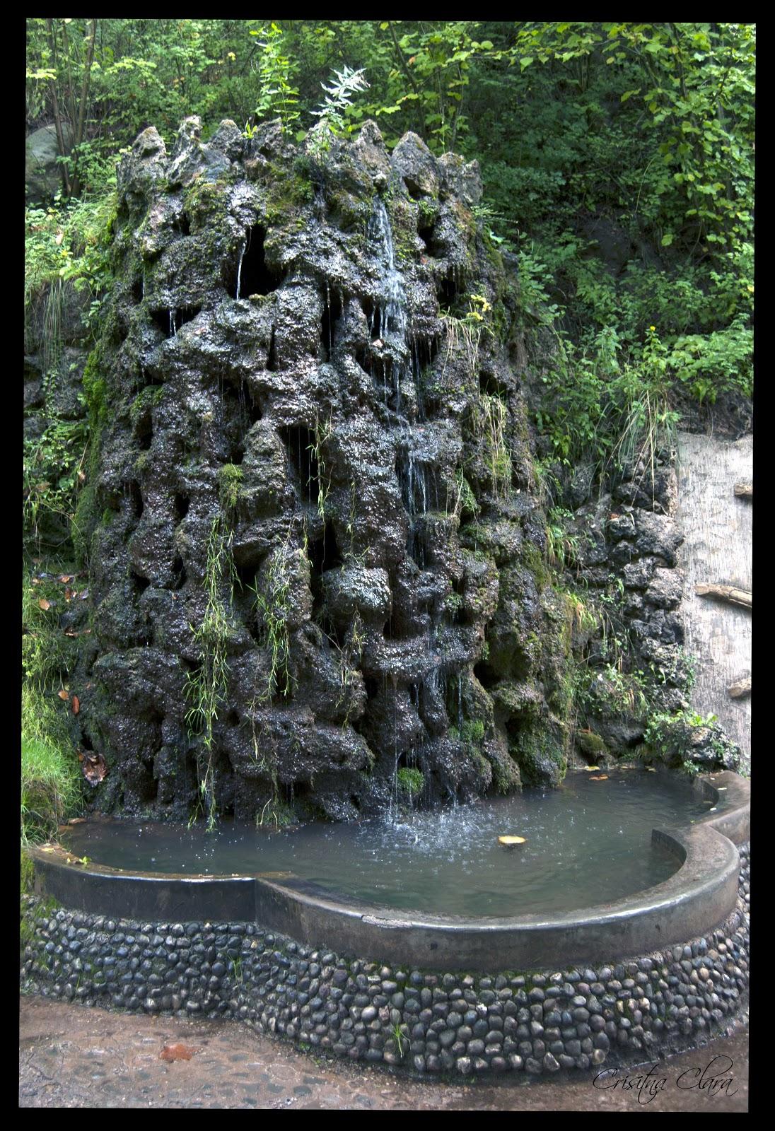 Cristina clara fotograf a jardines artigas la pobla de for Fuentes de cascada para jardin
