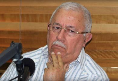Comisión Nacional de Espectáculos Público suspende a Alvaro Arvelo